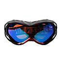 unisex double lays protect ski goggles with anti fog coating(0833-1805)