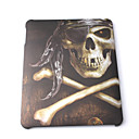 Oil Painting Hard Case For Apple iPad - Skull Pattern