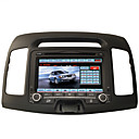 7 Inch Car DVD Player For Hyundai with GPS Bluetooth TV RDS