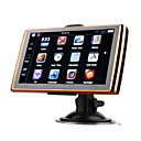 5&quot; HD Touch Screen Car GPS Navigator-Built-in 4GB Memory-Multimedia-Games-FM Transmitter