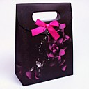 Favor Box With Pink Bow (Set of 12)