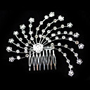 Gorgeous Austria Rhinestones Wedding Bridal Combs/ Headpiece