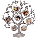 Apple of My Eye Pewter Photo Tree