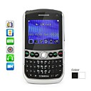 Triple SIM 2.0 inch Qwerty Keyboard Cell Phone (WIFI Dual Camera TV Quadband)