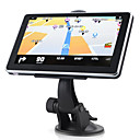 auto GPS-navigator + 6 inch touchscreen + FM transmitter + bluetooth + avin + media
