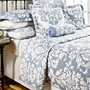 Blue Stone 3pc Bedspread Set