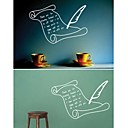 Letter Decorative Wall Sticker(0565-1105054)