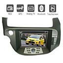 7 Inch Car DVD Player For Honda New Fit (2009) with GPS Bluetooth TV
