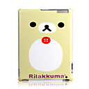Rilakkuma Hard Shell Back Case For iPad2-Yellow