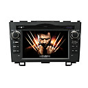 7 Inch Special In-Dash Car DVD Player For Honda CRV Support GPS IPOD Bluetooth TV RDS PIP