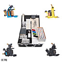 Top Quality Tattoo Kit With 4 Guns LCD Power Supply and 40 Color Ink