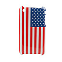 US Flag Hard Protection Back Case for Apple iPhone 3G/3GS