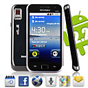 SAMURAI - Telefoon Smartphone,  Dual SIM,  4.1 Inch,  GPS,  WiFi,  Capacitief Touchscreen,  Android 2.2
