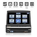7 Inch Digital Screen Car DVD Player with GPS DVB-T Bluetooth RDS