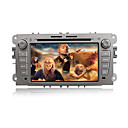 DVD Player Automotivo Multimídia 7 polegadas GPS IPOD Bluetooth TV RDS Focus Mondeo