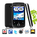 naga - android2.2 smartphone con pantalla tctil w / 2,8 pulgadas (dual sim tv wifi)