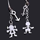 Boy and Girl Cell Phone Charms (set of 6 pairs)