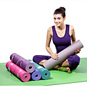 simples design de moda antiderrapante tpe eco friendly yoga mat mat de fitness (6mm)