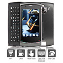 U20 - Dual SIM Touchscreen Slide Cellphone with QWERTY Keyboard (WiFi, TV)