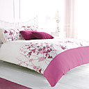 Homes Pure 4-piece Full Duvet Cover Set
