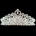 Gorgeous Alloy With Austria Rhinestones Wedding Bridal Tiara/ Combs/ Headpiece