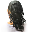 High Quality Synthetic 12.60&quot; Curly Natural Black Ponytail