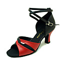 Real Leather Upper Dance Shoes Ballroom Latin Shoes for Women
