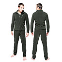 Eamkevc - Mens Lofty Breathable Sweater Pullover 1/4 Zip with Pant