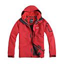 Eamkevc - Mens Waterproof Breathable Seam Sealed Ski Jacket Three-in-one