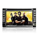 6.2 Inch 2Din Car DVD Player with Bluetooth TV