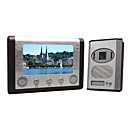 Super Slim 7 Inch LCD Screen Video Door Phone