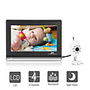 Monitor Vormund - Wireless Nachtsicht Babyphone mit 7-Zoll-LCD-Breitbild-