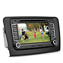 7 Inch Car DVD Player For Skoda Superb 2010 (GPS, Bluetooth, TV, RDS)
