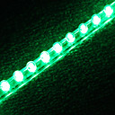  Car Decorative Lights (PVC, 24 LED, 24CM)