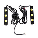 Car Daytime Running Light/Fog Light (2 PCS, 3 LED)