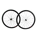 Farseer -38mmCarbon Fiber Tubular Road Bicycle Wheelsets with S Series