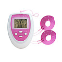 LCD Screen Electronic Breast Massager Battery Operated