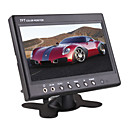 7 pouces TFT LCD de voiture stand / appuie-tte moniteur (AV, prise couteur)