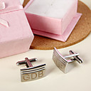 personalizado cufflinks rectangular
