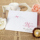 Invitation Card - Wedding Dress (Set of 50)