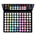 ultra illusion d'optique 88 couleurs de maquillage des yeux palette d'ombre