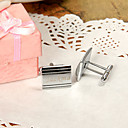 Personalized Rectangle Cufflinks