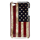 Etui Style Drapeau Amricain pour iPod Touch 4