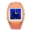 1.5&quot; OLED Screen Long Standby GPS Watch Cellphone Tracker with SOS Button