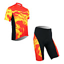 Mens Cycling Short suits With 100% Polyester And Quick Dry Function Fabrics