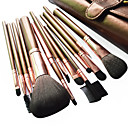 Professional Brush Set With Dark Lovely Pouch(13 Pcs)