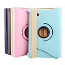 Rotating Leather Case for SUMSUNG P6800