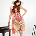 Fashion Chiffon Halter Empire Sundress (More Colors)