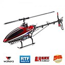 Walkera V450D01 2.4GHz Flybarless RC RTF Helicopter w/ WK-2801pro Transmitter (V450D01)