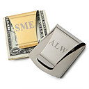 Personalized Smart Card Slot Money Clip (More colors)
